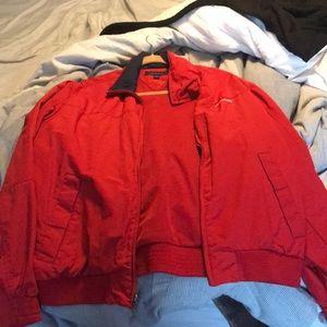 Tommy Hilfiger rain jacket